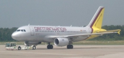 Germanwings_A319_beim_Pushback