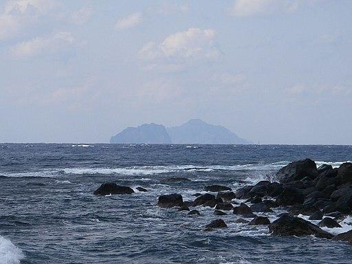 Gaja island and Kogaja island 20070308