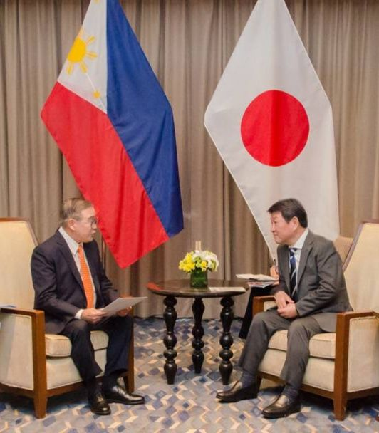 SFA_and_Japanese_Foreign_MInister