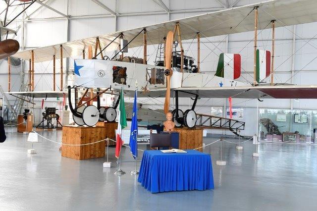 apertura museo vigna di valle_31ottobre_ foto Museo interno