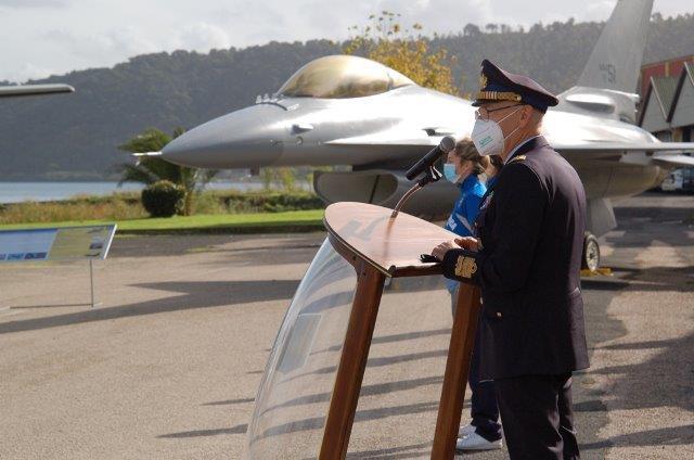 riapertura museo vigna di valle_ discorso Gen. Rosso e f16 su sfondo_1 (1)