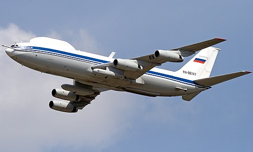 Ilyushin Il-80 at Ramenskoye Airport 2012 (7727439034)