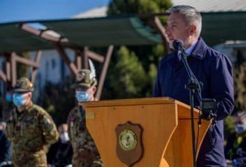 Discorso del Ministro della Difesa On. Guerini