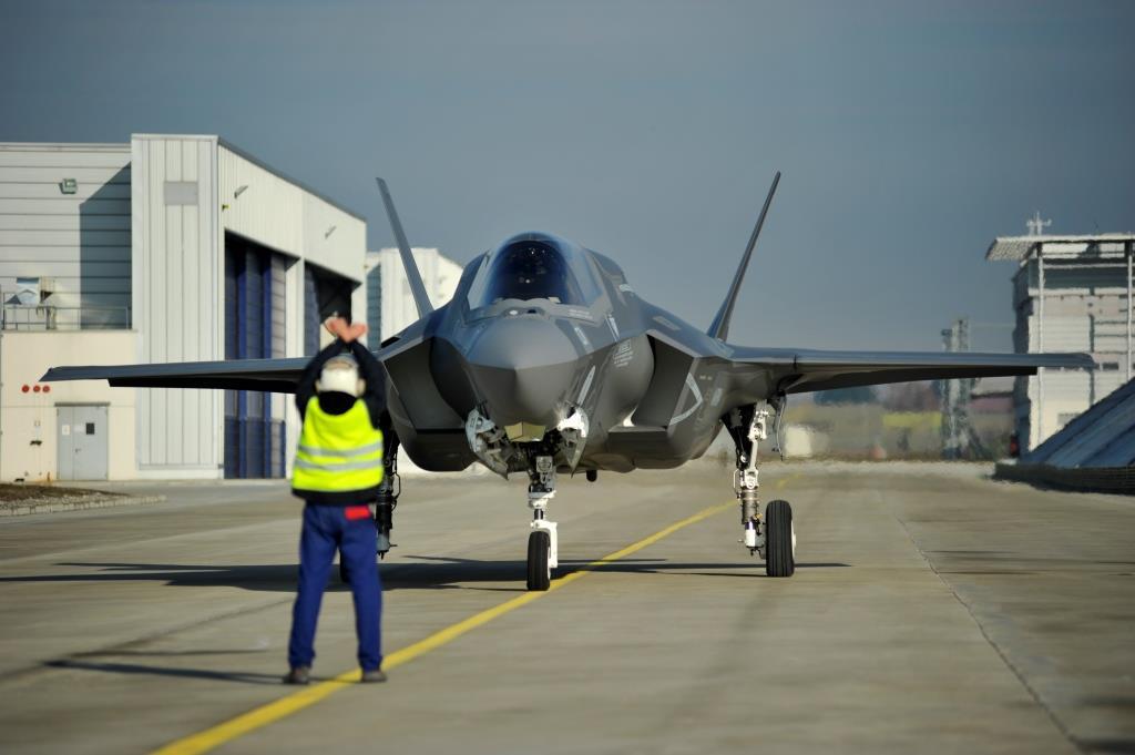F-35B MM