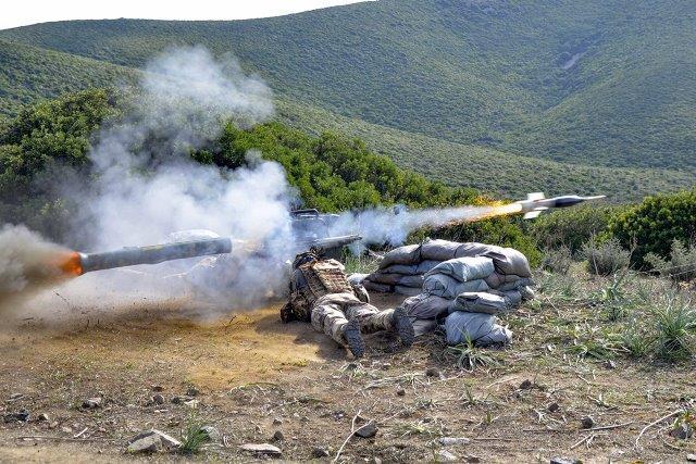 28. L'addestramento dei Bersaglieri come Forza di prontezza rapida della NATO (002)