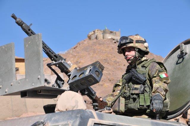 5 rgt alp Task Force Centre a Sabzak Pass