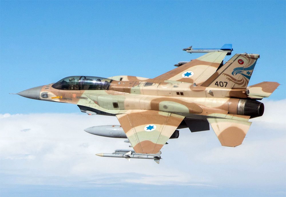 lockheed-f16i-sufa-storm-lightweight-multirole-fighter-israel