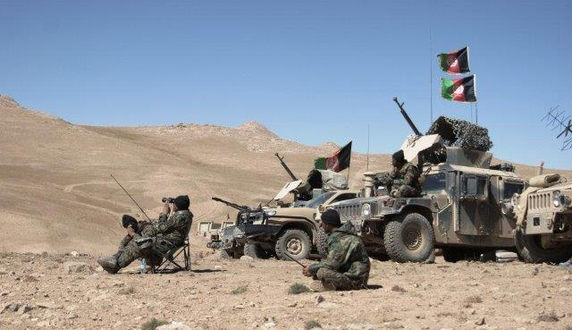 1-posto di osservazione esercito afgano