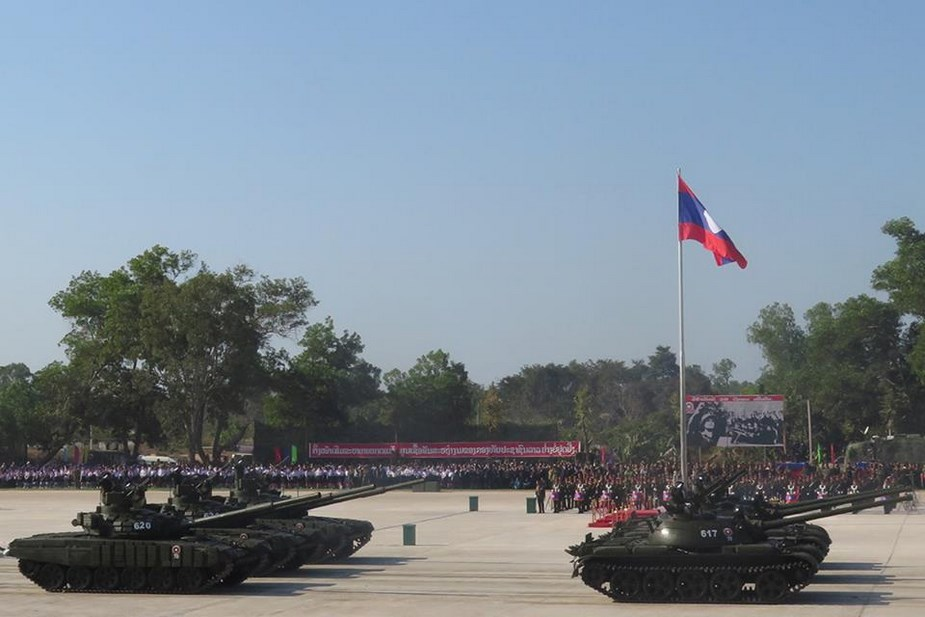 Russia_opens_military_office_in_Laos_T-72B_and_BRDM-2M_parade_through_Vientiane
