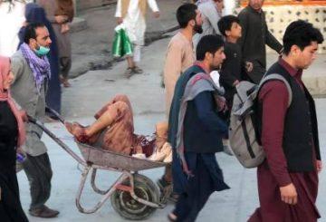 Kabul airport blast