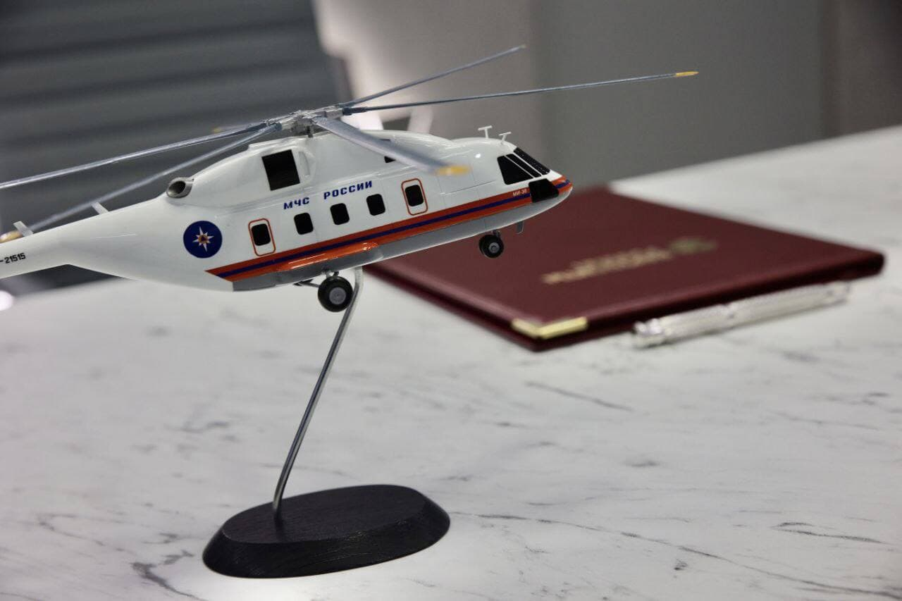Mi-38PS Emercom