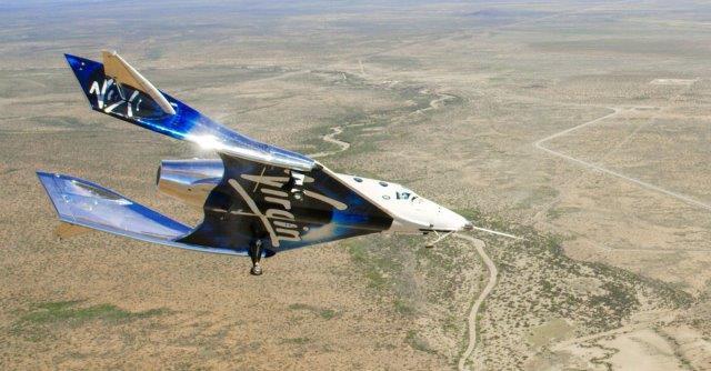 Lo-spazioplano-VSS-Unity-della-Virgin-Galactic-completa-il-volo
