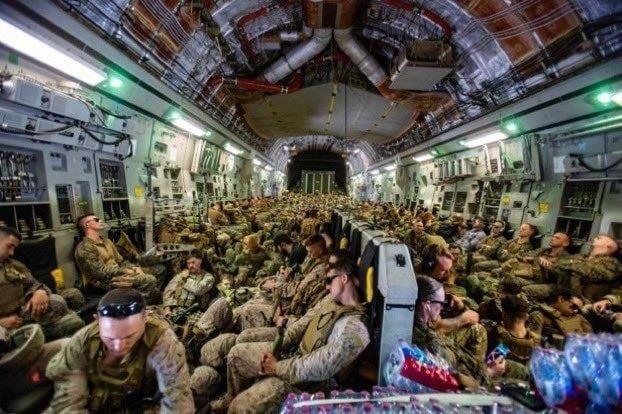 Ritiro truppe USA